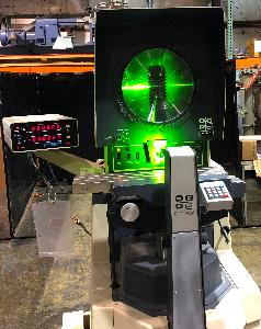 14 OPTICAL GAGING PRODUCTS (OGP) Model XL14C Optical Comparator
