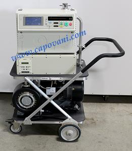 VARIAN DRY TURBO PUMPED LEAK DETECTOR