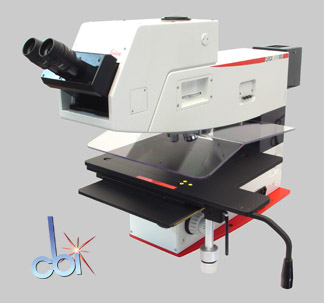 LEICA WAFER INSPECTION MICROSCOPE, BRIGHT & DARKFIELD