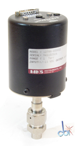 MKS CAPACITANCE GAUGE WITH VCO FLANGE 1 TORR