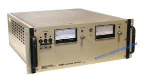 ELECTRONIC MEASUREMENTS INC. EMI DIRECT CURRENT POWER SUPPLY 10 V, 240 A