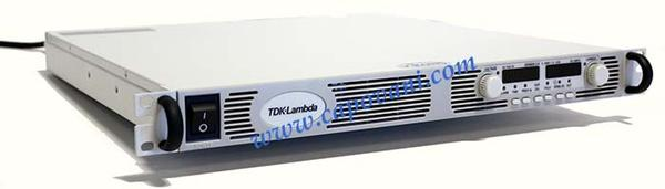 TDK LAMBDA GENESYS DC POWER SUPPLY 600 VOLT 2.6 AMP 1500 WATT