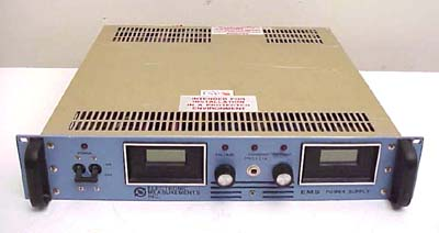 ELECTRONIC MEASUREMENTS INC DC POWER SUPPLY 13V, 150A