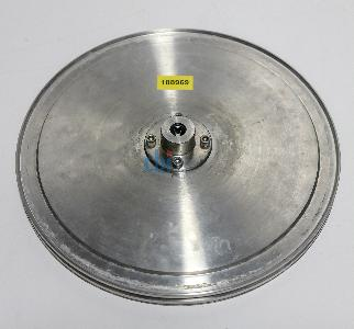 LOGITECH PLAIN POLISHING PLATE