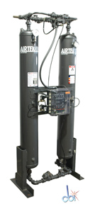 AIRTEK HEATLESS DESICCANT AIR DRYER