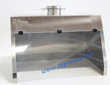 TERRA UNIVERSAL SMALL SINGLE UNIVERSAL FUME HOOD