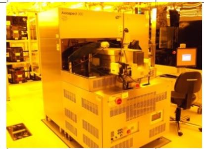 HSEB Axiospect 300, 300mm Wafer inspection microscope