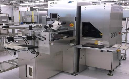 HSEB NMT300, 300mm Wafer inspection microscope