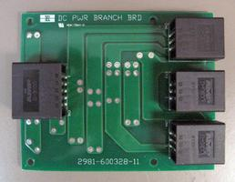 TEL 2981-600328 DC PWR Branch Board