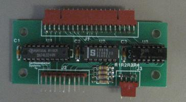 Semiconductor Systems 02-10318 PCB