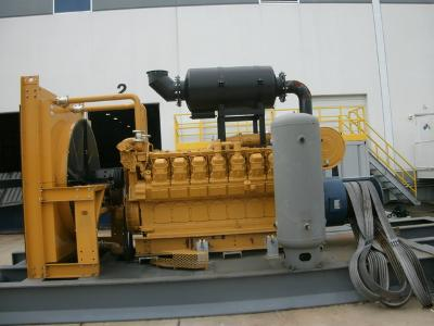 Catepillar 3516 Industrial Engine (Houston,TX) Bid Ends 05/27/2017 4pm CST